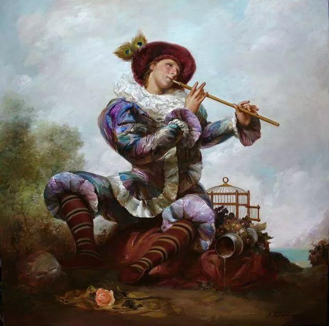 乌克兰画家Aleksey Kulakov作品插图16