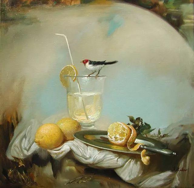 乌克兰画家Aleksey Kulakov作品插图18