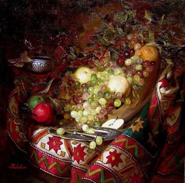 乌克兰画家Aleksey Kulakov作品插图22