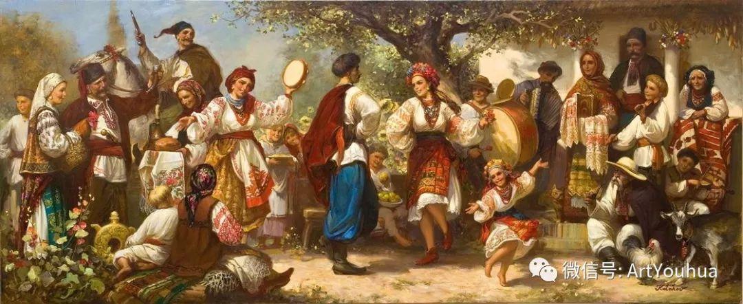 乌克兰画家Aleksey Kulakov作品插图26