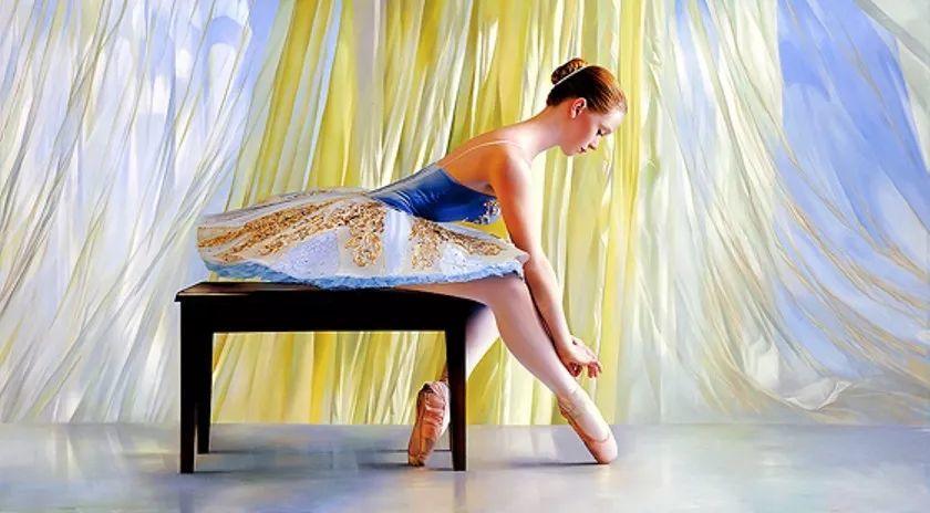 当一位画家爱上了芭蕾舞者,他的画笔也会于画布间翩翩起舞插图5