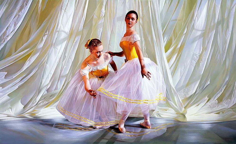 当一位画家爱上了芭蕾舞者,他的画笔也会于画布间翩翩起舞插图7