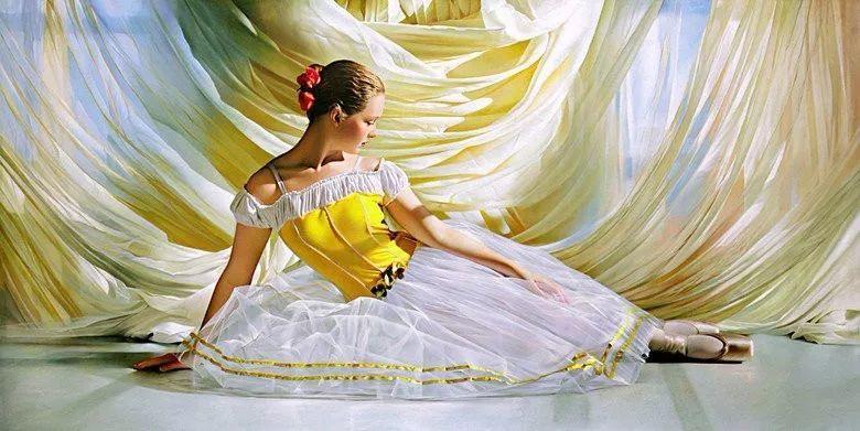 当一位画家爱上了芭蕾舞者,他的画笔也会于画布间翩翩起舞插图15
