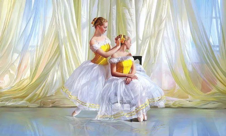当一位画家爱上了芭蕾舞者,他的画笔也会于画布间翩翩起舞插图17