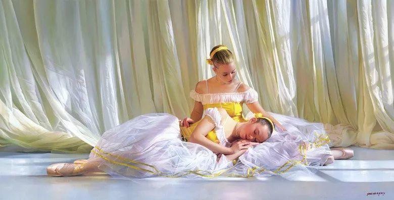 当一位画家爱上了芭蕾舞者,他的画笔也会于画布间翩翩起舞插图19