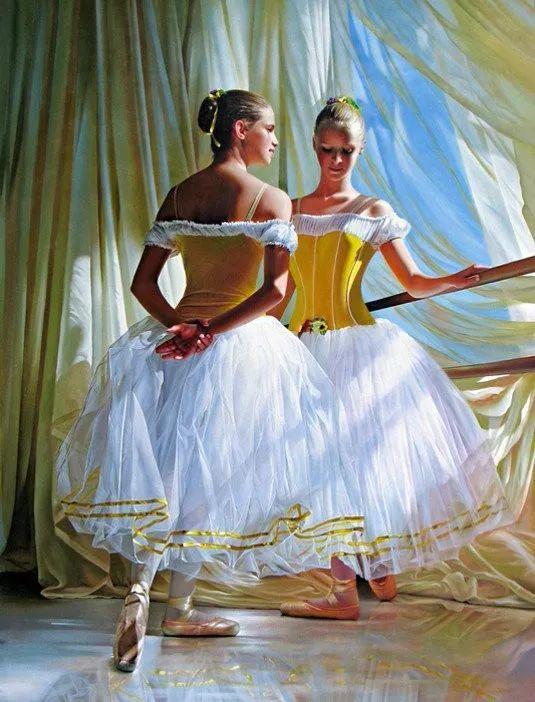当一位画家爱上了芭蕾舞者,他的画笔也会于画布间翩翩起舞插图21