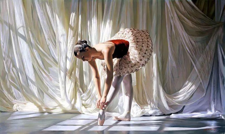 当一位画家爱上了芭蕾舞者,他的画笔也会于画布间翩翩起舞插图25