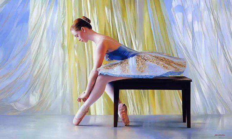 当一位画家爱上了芭蕾舞者,他的画笔也会于画布间翩翩起舞插图27
