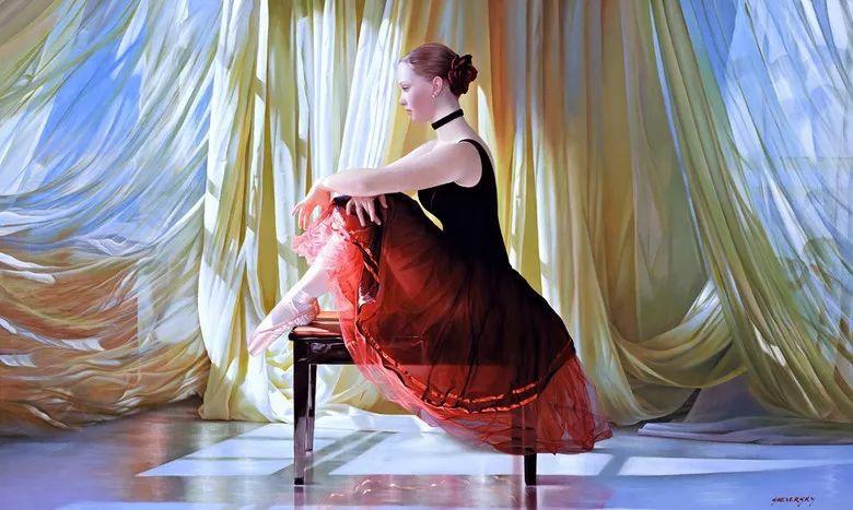 当一位画家爱上了芭蕾舞者,他的画笔也会于画布间翩翩起舞插图29