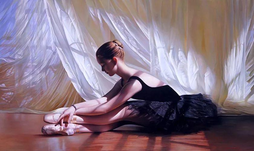 当一位画家爱上了芭蕾舞者,他的画笔也会于画布间翩翩起舞插图31