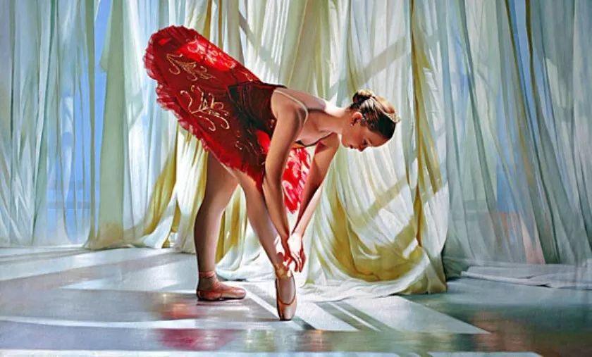 当一位画家爱上了芭蕾舞者,他的画笔也会于画布间翩翩起舞插图35