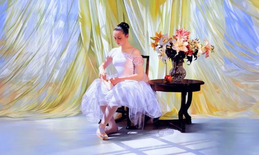 当一位画家爱上了芭蕾舞者,他的画笔也会于画布间翩翩起舞插图39