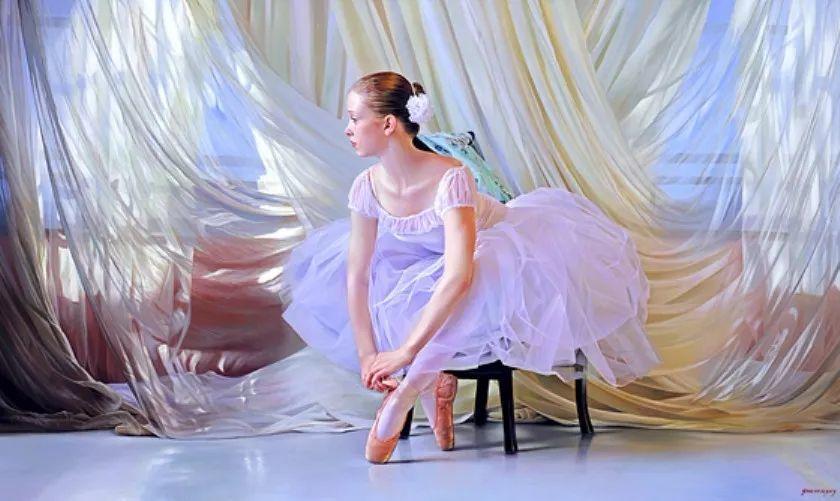 当一位画家爱上了芭蕾舞者,他的画笔也会于画布间翩翩起舞插图43