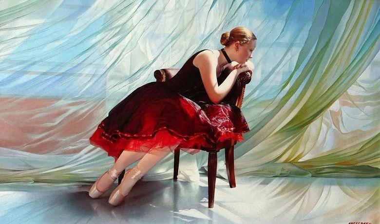 当一位画家爱上了芭蕾舞者,他的画笔也会于画布间翩翩起舞插图45