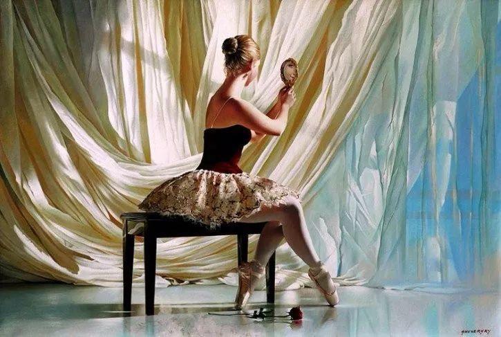 当一位画家爱上了芭蕾舞者,他的画笔也会于画布间翩翩起舞插图53