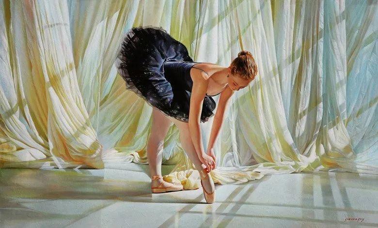 当一位画家爱上了芭蕾舞者,他的画笔也会于画布间翩翩起舞插图59