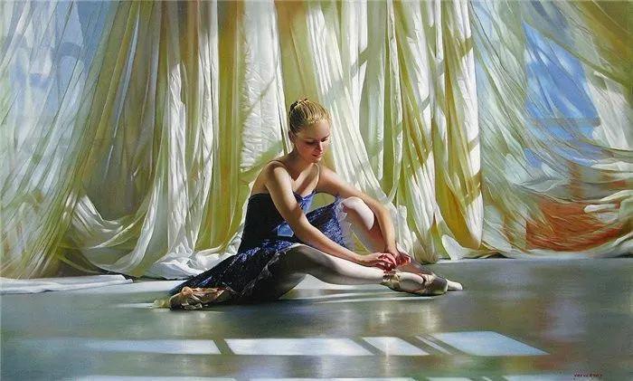 当一位画家爱上了芭蕾舞者,他的画笔也会于画布间翩翩起舞插图65