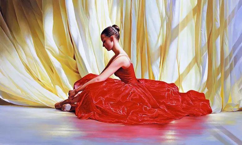 当一位画家爱上了芭蕾舞者,他的画笔也会于画布间翩翩起舞插图67