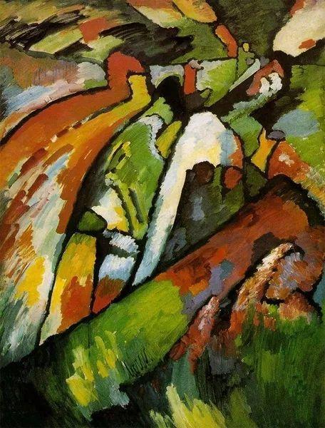 现代抽象绘画的创始人——俄罗斯康定斯基插图11