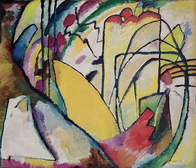 现代抽象绘画的创始人——俄罗斯康定斯基插图17