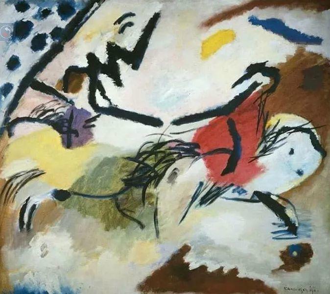 现代抽象绘画的创始人——俄罗斯康定斯基插图31