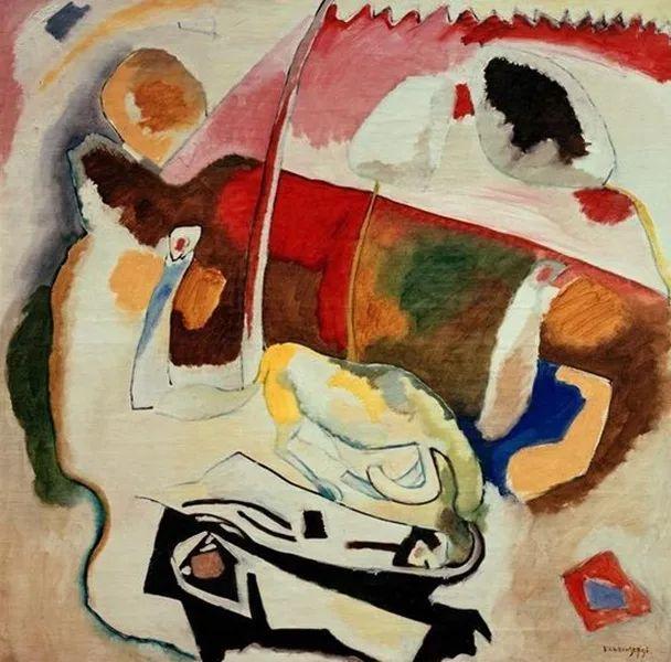 现代抽象绘画的创始人——俄罗斯康定斯基插图35