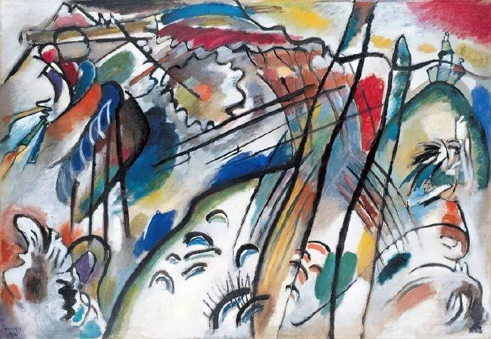 现代抽象绘画的创始人——俄罗斯康定斯基插图41