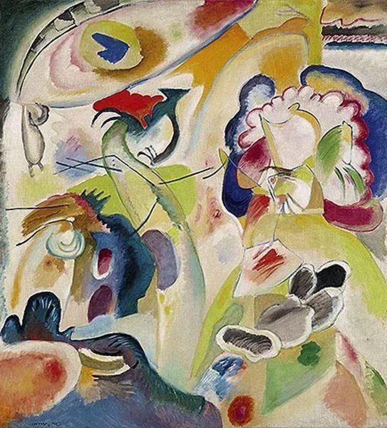 现代抽象绘画的创始人——俄罗斯康定斯基插图43
