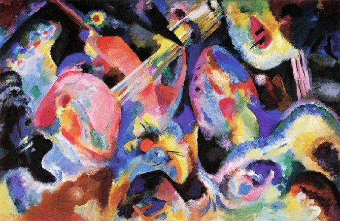 现代抽象绘画的创始人——俄罗斯康定斯基插图47