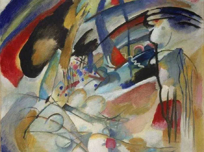 现代抽象绘画的创始人——俄罗斯康定斯基插图59