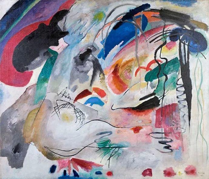 现代抽象绘画的创始人——俄罗斯康定斯基插图61
