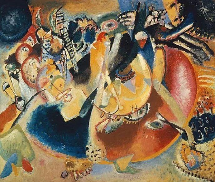 现代抽象绘画的创始人——俄罗斯康定斯基插图63