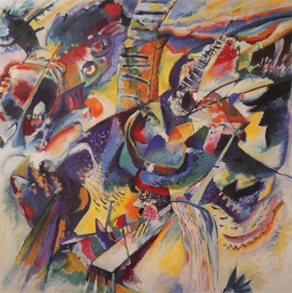 现代抽象绘画的创始人——俄罗斯康定斯基插图65