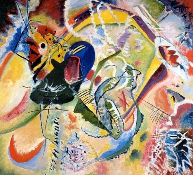 现代抽象绘画的创始人——俄罗斯康定斯基插图69
