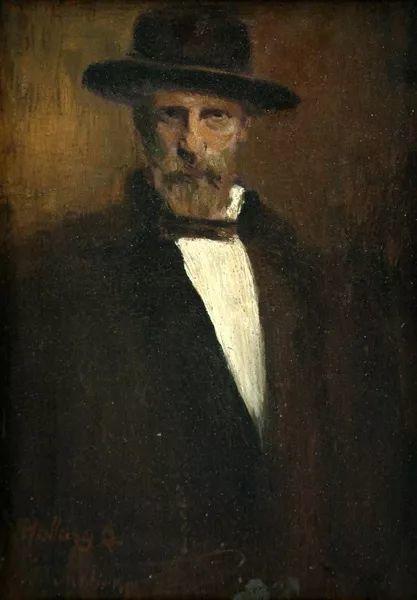匈牙利油画家和教育家——西蒙·奥罗西插图2