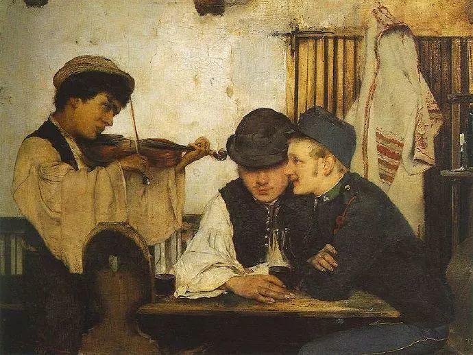 匈牙利油画家和教育家——西蒙·奥罗西插图5