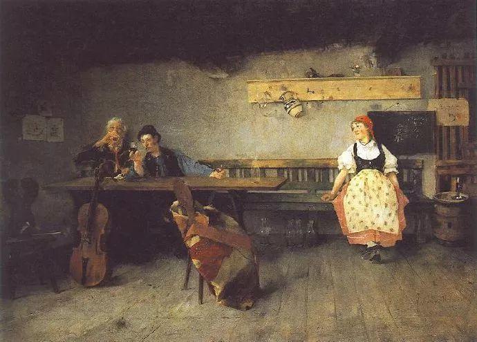 匈牙利油画家和教育家——西蒙·奥罗西插图8