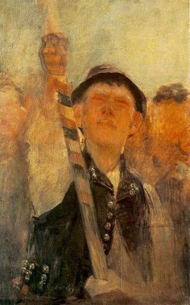 匈牙利油画家和教育家——西蒙·奥罗西插图16