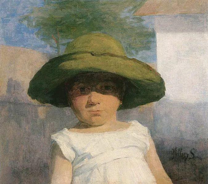 匈牙利油画家和教育家——西蒙·奥罗西插图18