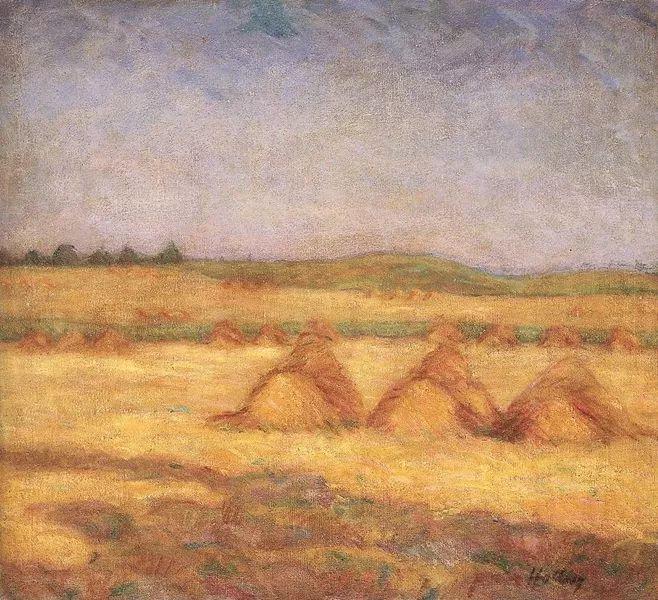 匈牙利油画家和教育家——西蒙·奥罗西插图20