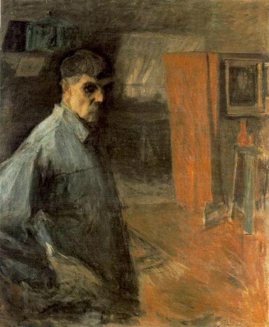匈牙利油画家和教育家——西蒙·奥罗西插图25