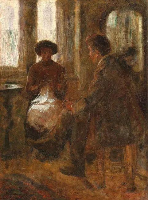 匈牙利油画家和教育家——西蒙·奥罗西插图26