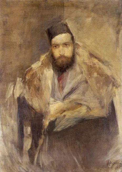 匈牙利油画家和教育家——西蒙·奥罗西插图28