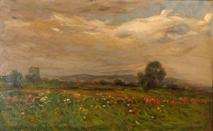 匈牙利油画家和教育家——西蒙·奥罗西插图30