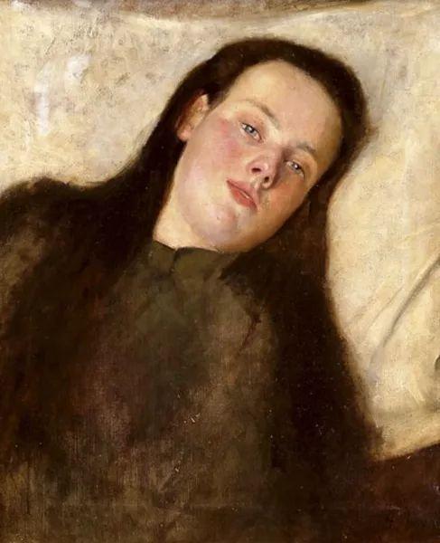 匈牙利油画家和教育家——西蒙·奥罗西插图33