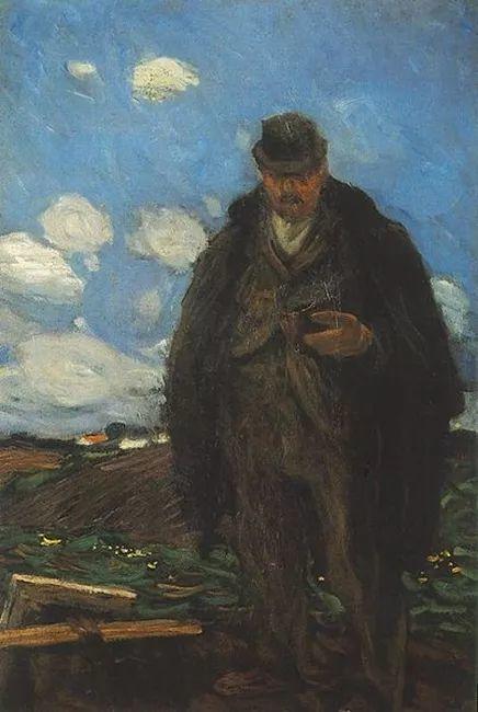 匈牙利油画家和教育家——西蒙·奥罗西插图35