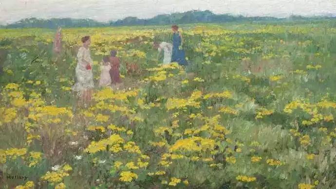 匈牙利油画家和教育家——西蒙·奥罗西插图36