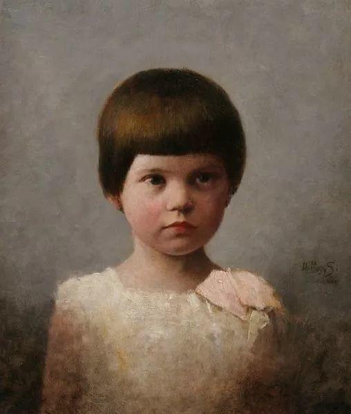 匈牙利油画家和教育家——西蒙·奥罗西插图37