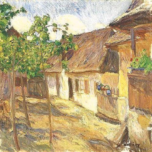 匈牙利油画家和教育家——西蒙·奥罗西插图38