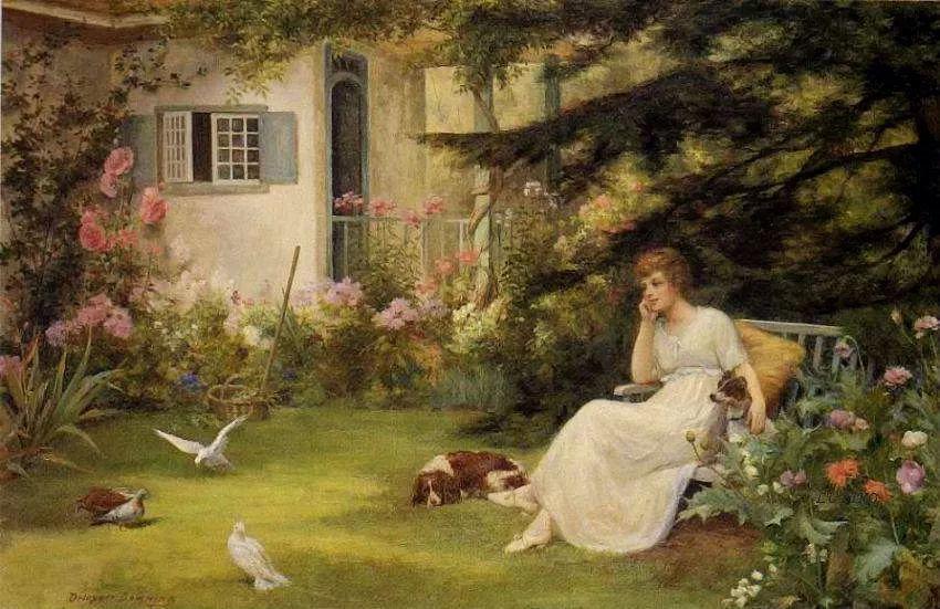 英国维多利亚后期的乡村,童话故事里的房子,令人向往插图33